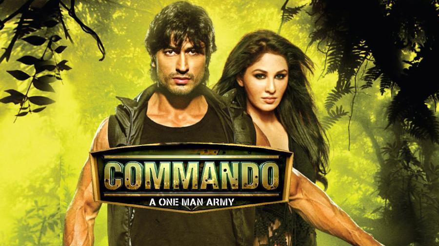 Commando A One Man Army