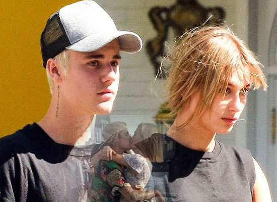Justin Bieber and Hailey Baldwin's intimate moments in New York City!