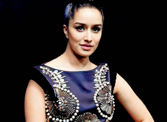 IT'S IN THE BAG FOR SHRADDHA!