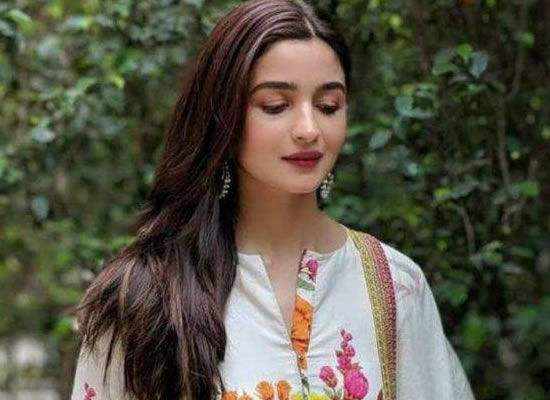 ALIA SCALES NEW HEIGHTS!