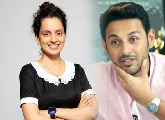 I am heartbroken, tells Kangana Ranaut on the Simran - Apurva controversy!