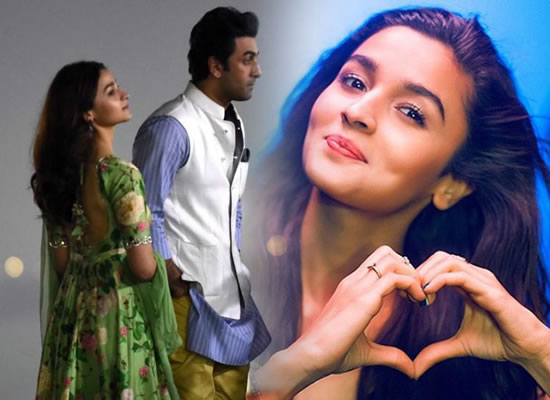 Alia Bhatt opens up about her marriage!