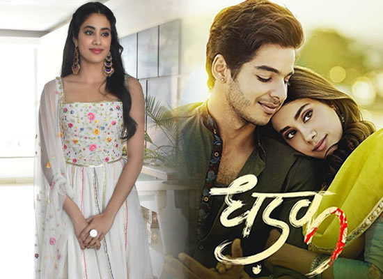 Dhadak is the biggest blessing of my life, says Janhvi Kapoor!