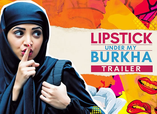 CBFC refuses to certify Lipstick Under My Burkha for being lady oriented!