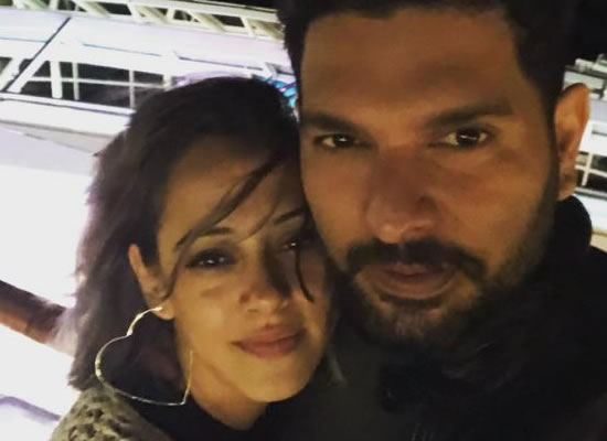 Yuvraj Singh and Hazel Keech open up about pregnancy speculations!