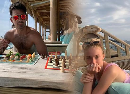 Joe Jonas and Sophie Turner's lovely photos from their honeymoon!