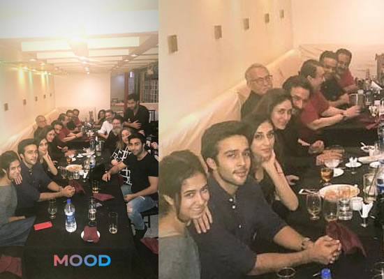 Kareena and Saif's dinner outing with family!
