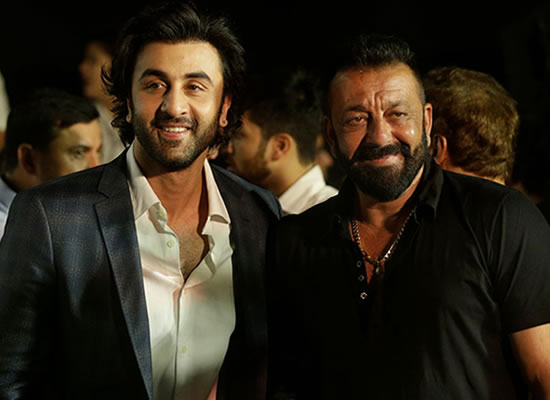 Ranbir Kapoor and Sanjay Dutt to unveil the Dutt biopic teaser during the IPL match?