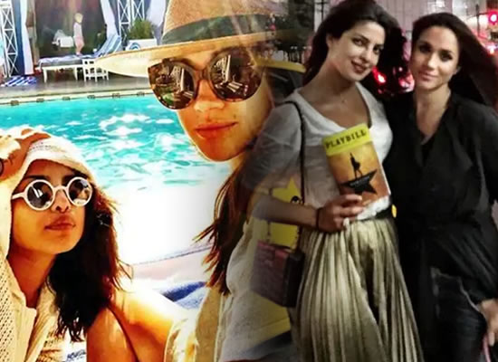 Priyanka Chopra opens up about friend Meghan's pregnancy!