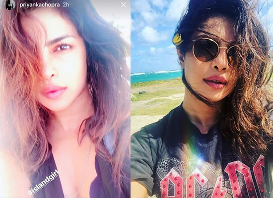 Priyanka Chopra to become an island girl!