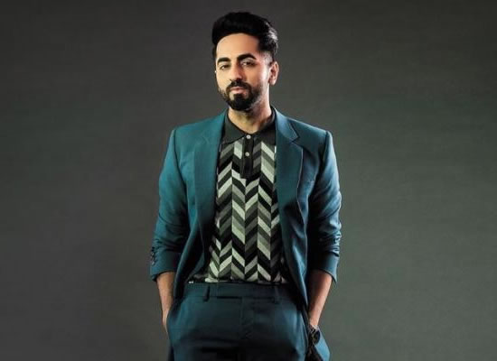 AYUSHMANN IS ZYAADA SAAVDHAN THIS TIME!