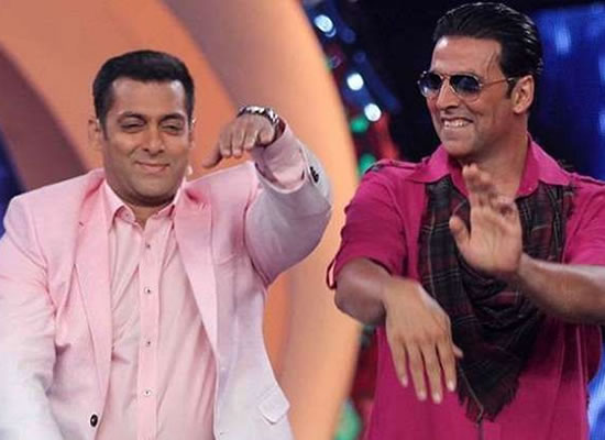 Akshay and Salman make it to top 100 in Forbes' World's highest-paid celebrities list!