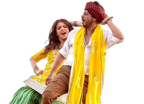 I let people down with Jab Harry Met Sejal, which was an utter flop, says SRK!