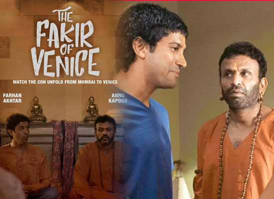 Why is Farhan Akhtar distancing himself from 'The Fakir of Venice' promotion?