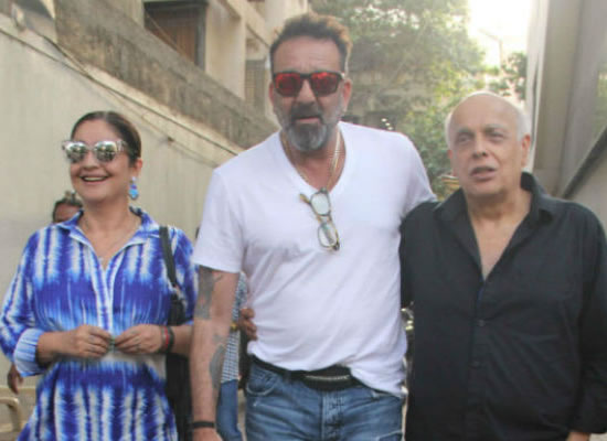 Sanjay Dutt film Sadak 2 deals with depression, says Pooja Bhatt!