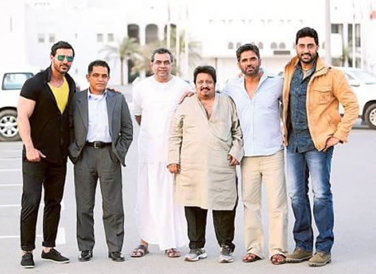 Once Neeraj Vora is fit, we will roll out Hera Pheri 3, tells Suniel Shetty!