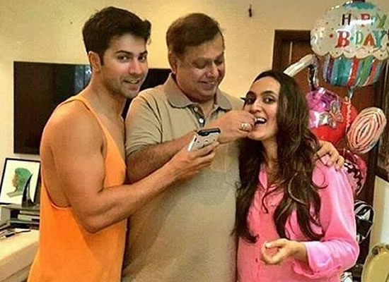 VARUN WON'T BE THE YOUNGEST SOON!