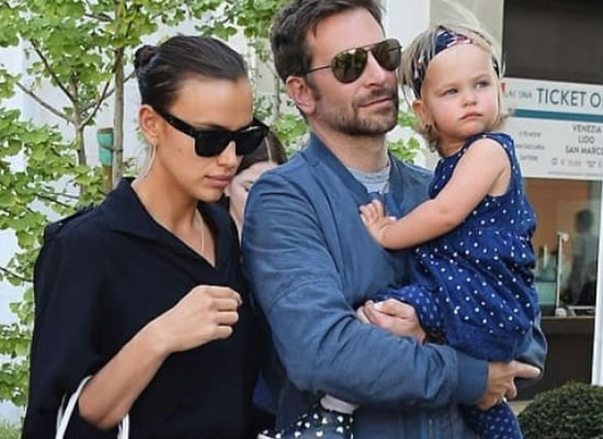 Bradley Cooper and Irina Shayk to reach custody agreement of their daughter Lea!