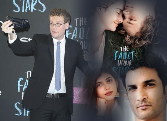 I can't believe this is happening, amazing, says John Green on The Fault In Our Stars' remake!