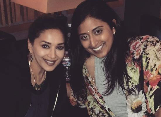 Madhuri is a natural singer, reveals Raja Kumari!