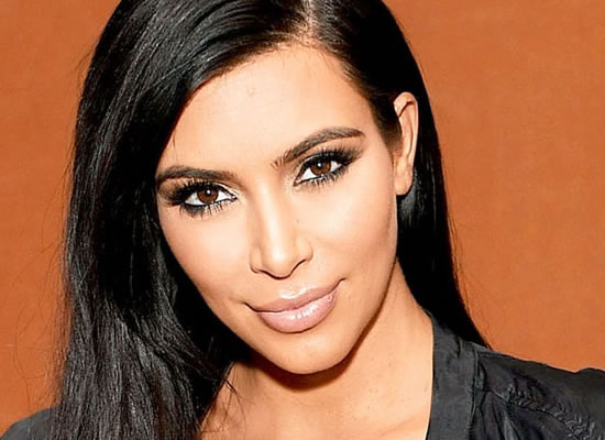 I looked like cow, says Kim Kardashian!