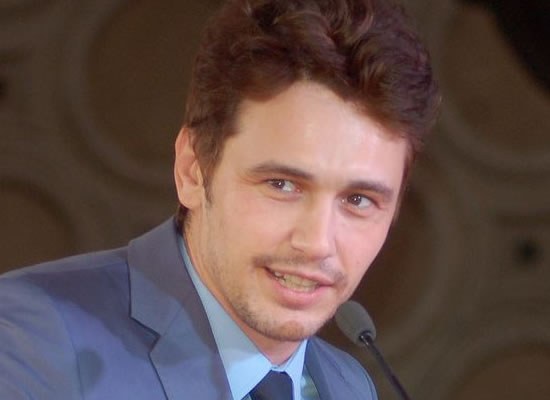 Hollywood actor James Franco facing midlife crisis!