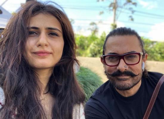 Fatima Sana Shaikh to refer Aamir Khan as 'tauji' on his birthday!