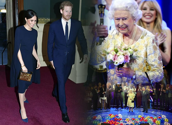 Meghan Markle and Prince Harry to celebrate Queen Elizabeth's birthday!