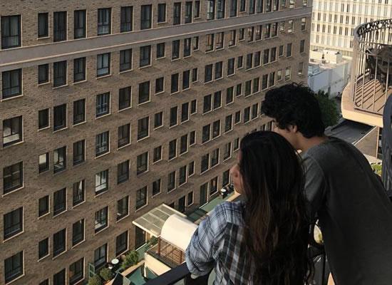 Gauri Khan shares a loveable snap of Aryan and Suhana Khan's bonding in US!