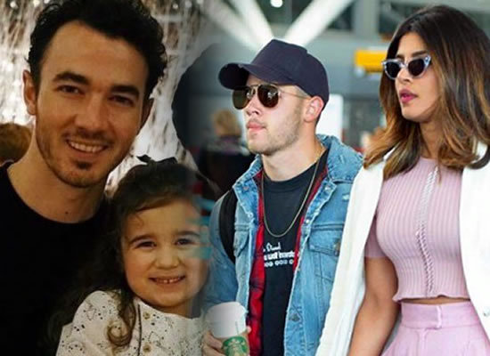 She is super-awesome; that's Nick's thing, says Kevin Jonas on meeting Priyanka!