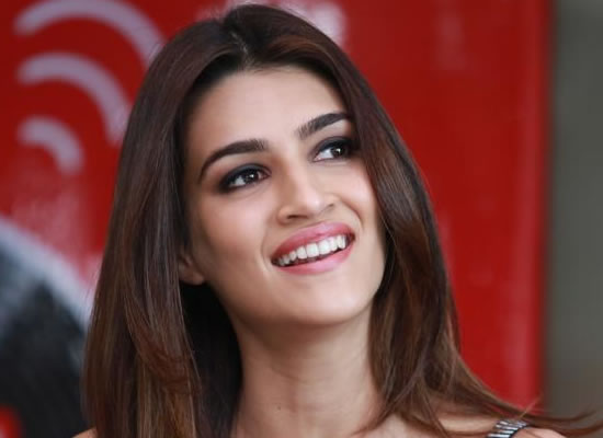 I don't want to do TV now, says Kriti Sanon!