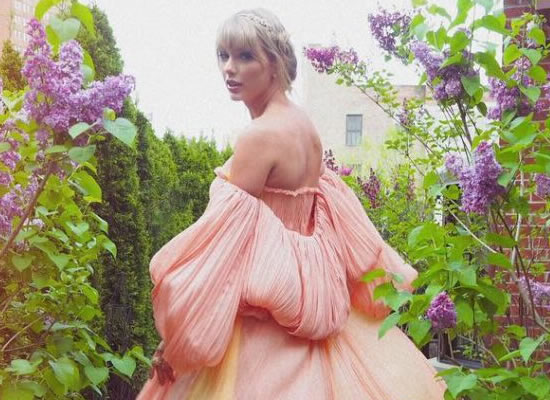 Songwriting is her protective armour, says Taylor Swift!