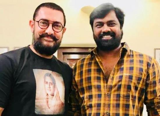 Aamir Khan to meet Sanga Tamizhan's director Vijay Chandar in Karaikudi!