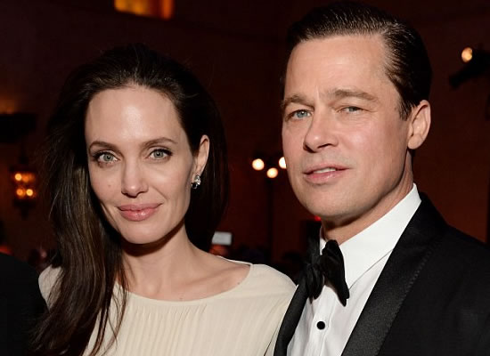 Estranged couple Brad Pitt and Angelina Jolie aren't looking for love!