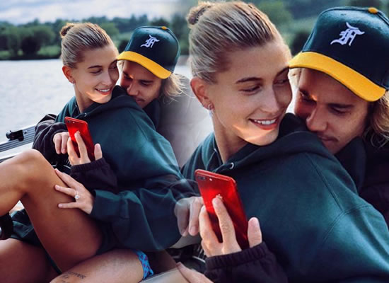 Hailey Baldwin's romantic moments with her 'absolute best friend' Justin Bieber!