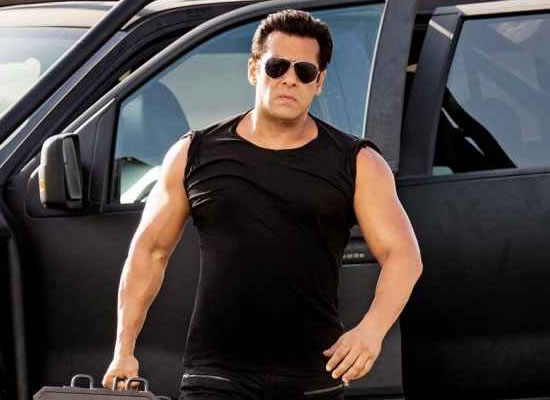 SALMAN'S HEALTH BOOST!