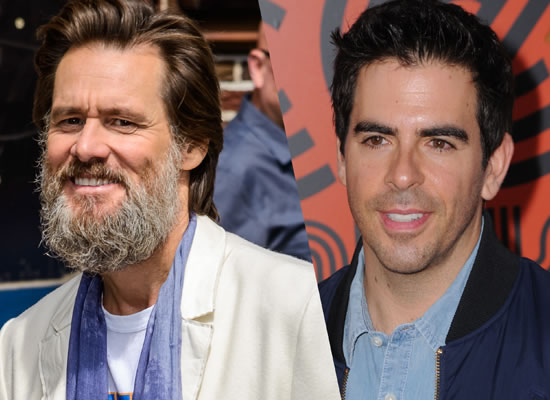 Jim Carrey and Eli Roth team up for 'Aleister Arcane' movie adaptation!