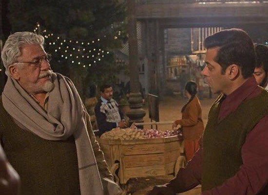 I don't enjoy watching Tubelight's teaser as I miss Om Puri ji, says Salman!