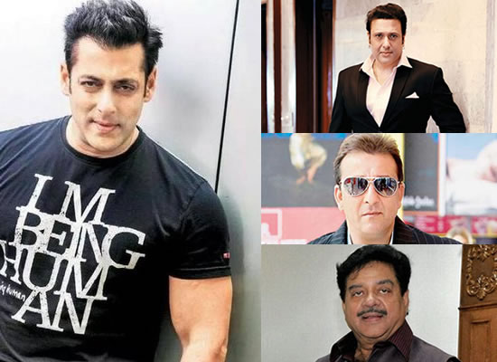 Salman divulges the one thing he admires about Sanjay Dutt, Govinda and Shatrughan Sinha!
