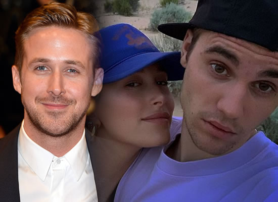 Fan Justin Bieber and Hailey Baldwin want another movie from the actor Ryan Gosling!