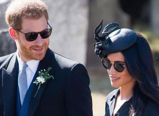 Prince Harry and Meghan Markle are expecting their first child!