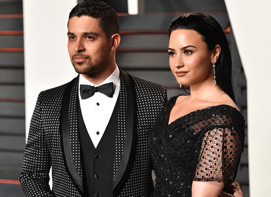 Demi Lovato and Wilmer Valderrama split after six years dating!