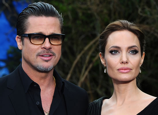 Brad Pitt and Angelina Jolie have 'no more drama'!