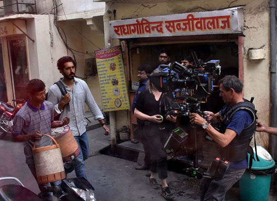Dev Patel to shoot on the busy streets of Jaipur for The Wedding Guest!