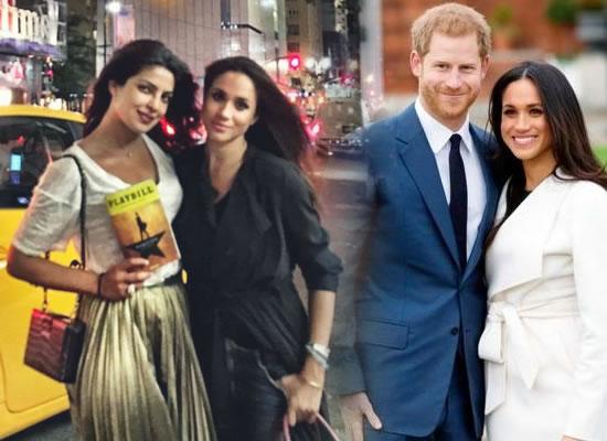 Priyanka Chopra to attend royal wedding of Prince Harry and Meghan Markle!