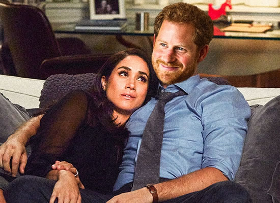 Meghan Markle's father happy with Prince Harry!