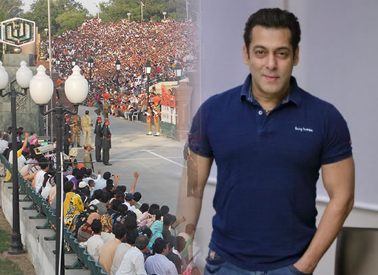 Wagah Border to be re-created in Ludhiana for Salman starrer Bharat!