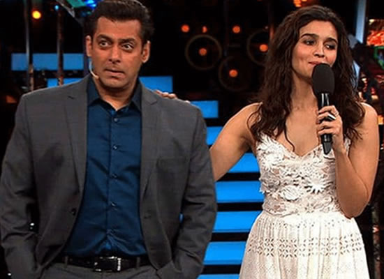 Alia Bhatt and Salman Khan to play lead roles in Sanjay Leela Bhansali's Inshallah!