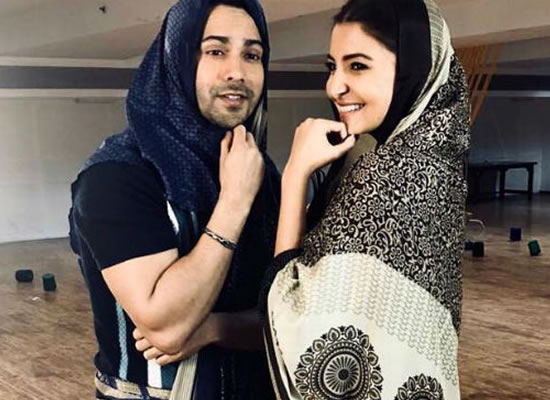 Varun and Anushka to promote 'Make In India' concept during Sui Dhaaga's promotion!