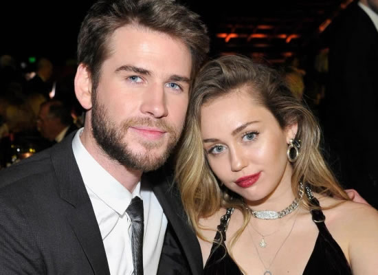 Hollywood star Liam Hemsworth files for divorce from Miley Cyrus!